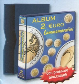 2 Euro commemorativi - Album