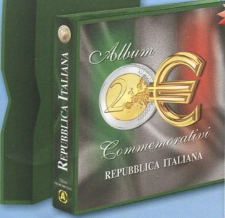 Italia - Album e fogli euro
