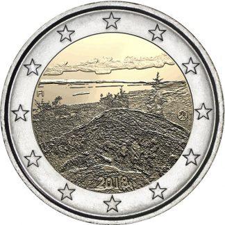 2_euro_commemorativo_finlandia_2018_koli