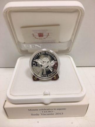 5 euro argento