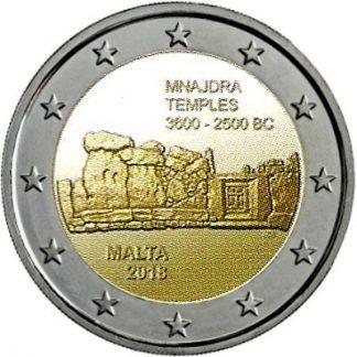 2_euro_commemorativo_malta_2018_menaidra
