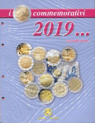 Fogli da 2 Euro commemorativi
