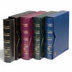 Offerta di Natale - 3 Cartelle OPTIMA Classic con custodia - LEUCHTTURM