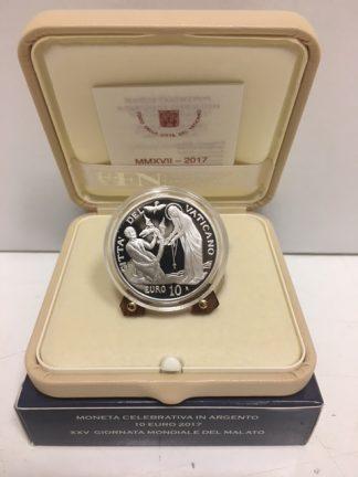 10 euro argento