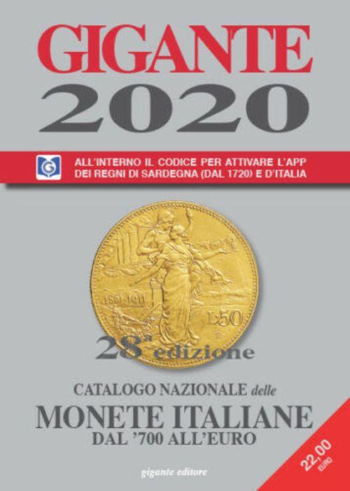 Prevendita - Catalogo GIGANTE Monete 2020