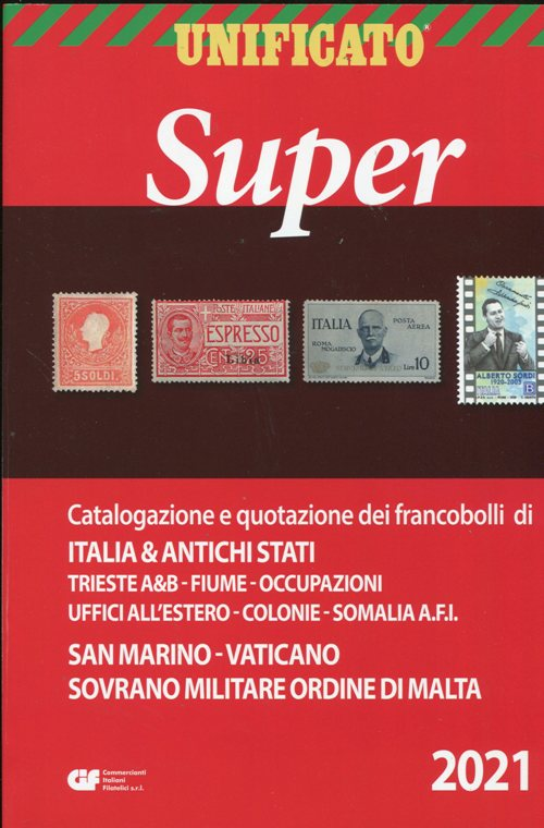 2021 - Catalogo UNIFICATO Super