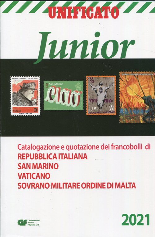 2021 -Catalogo UNIFICATO Junior