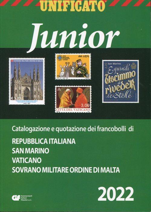 2022 -Catalogo UNIFICATO Junior