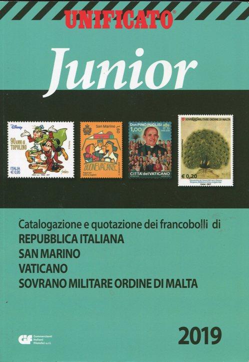 Catalogo UNIFICATO Junior 2019
