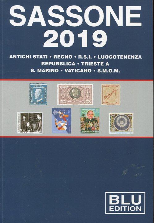 Catalogo SASSONE Blu 2019