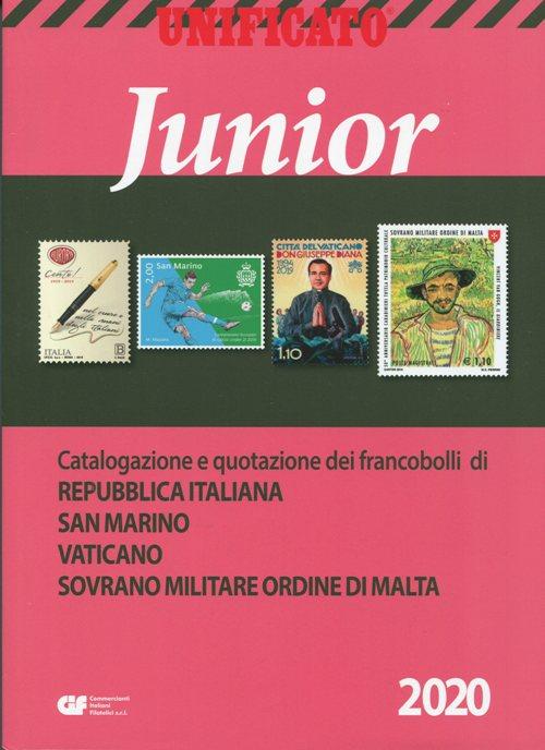 2020 -Catalogo UNIFICATO Junior 2020