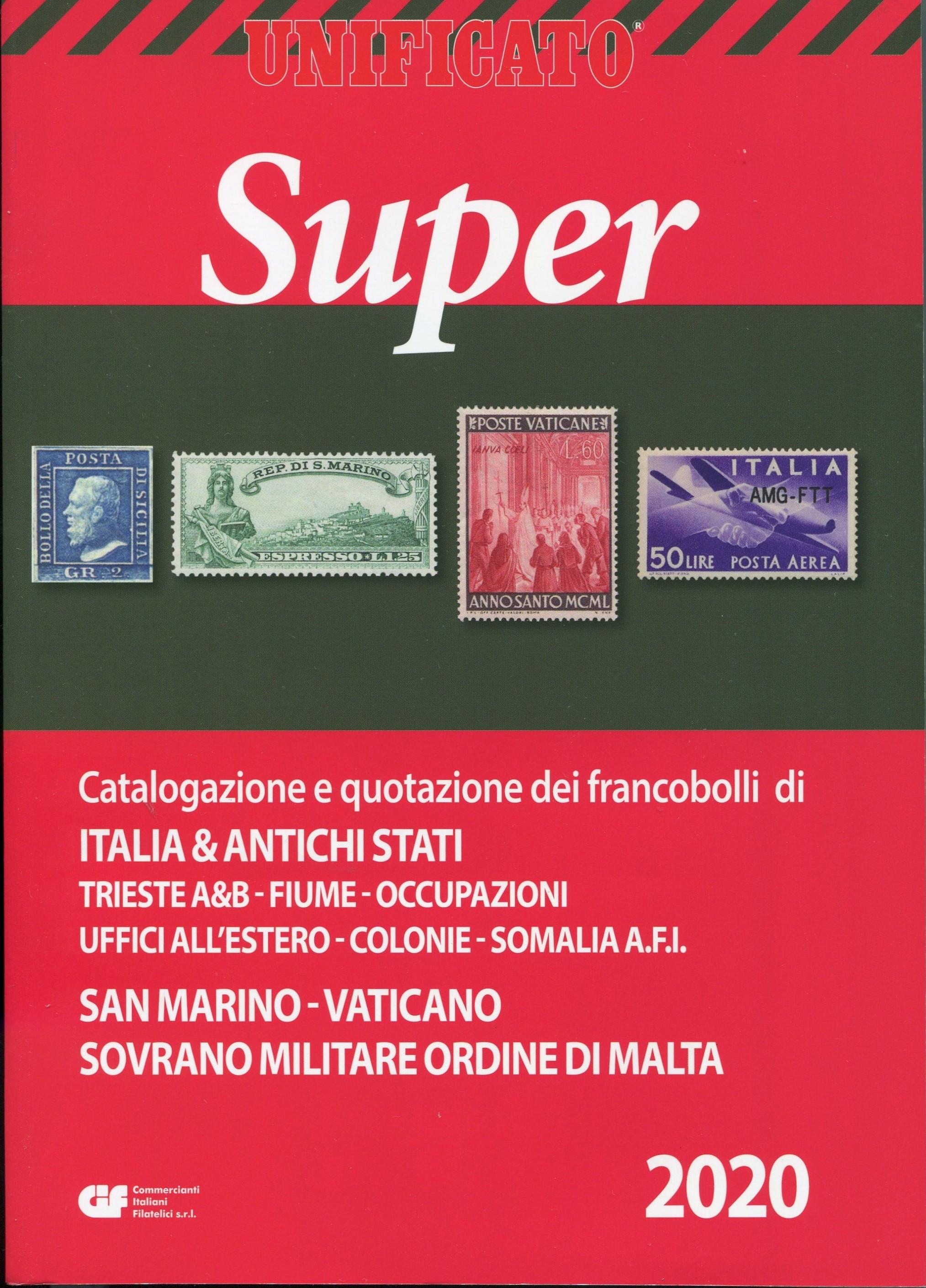 2020 - Catalogo UNIFICATO Super 2020