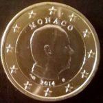 2018 MONACO  - 1 EURO ORDINARIO