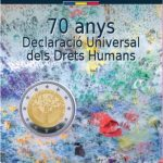 2018 ANDORRA  - 70°  Diritti Umani
