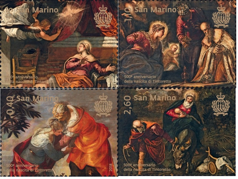 <b> Prevendita </b>500° nascita Tintoretto