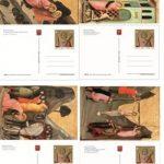 <b> Prevendita</b> - Cartoline Postali usate - 1000° Basilica abbaziale di San Miniato al Monte