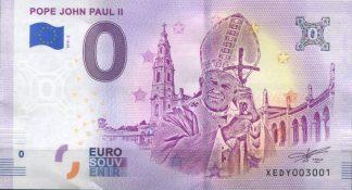 Cartamoneta - 0 euro souvenir