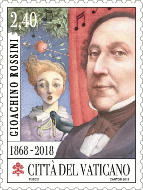 <b> Prevendita</b> -150° morte Gioacchino Rossini