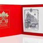 90° Fondazione Stato Città del Vaticano - Folder