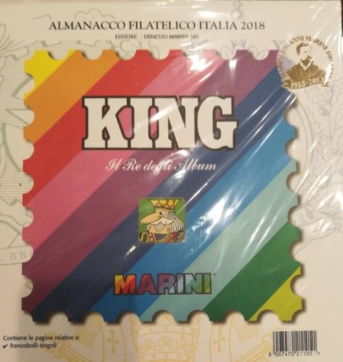 ITALIA 2018 KING