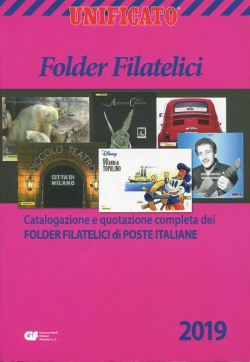Catalogo FOLDER FILATELICI