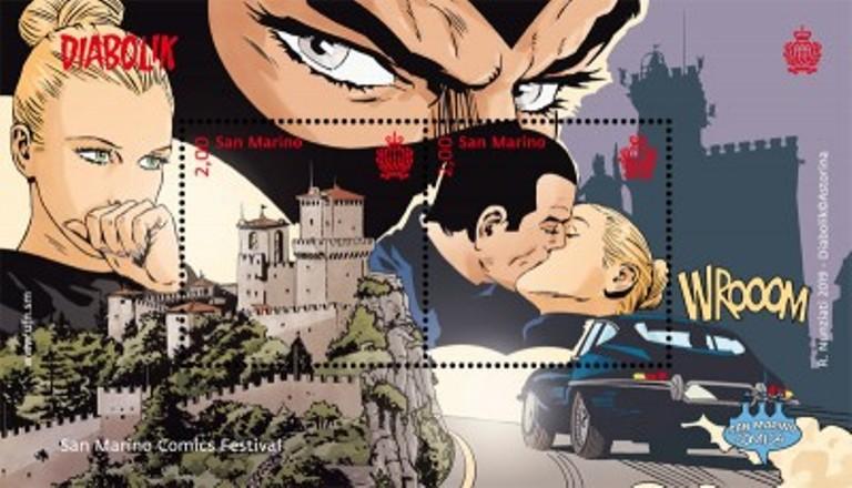 2019 - 7 maggio - San Marino Comics Festival