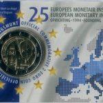 2019 Belgio -25º anniversario dell