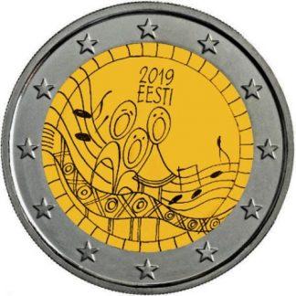 2_euro_commemorativo_estonia_2019_canzone