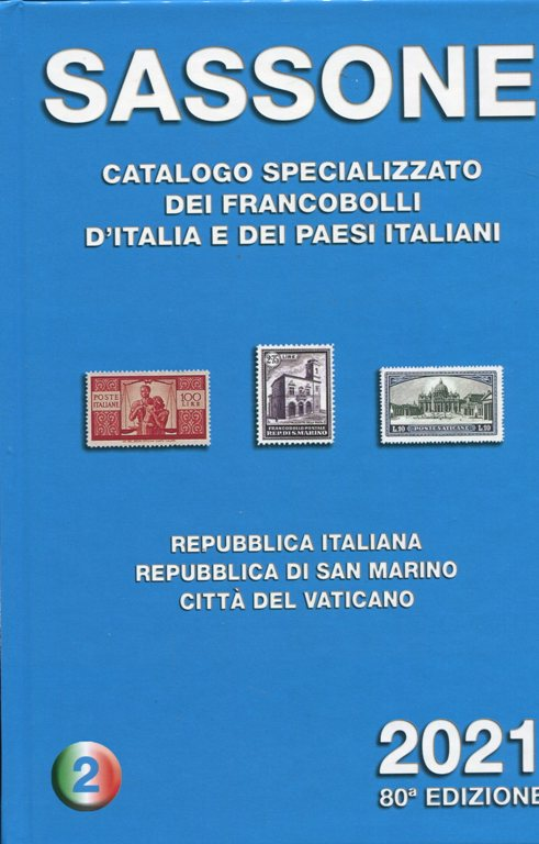 2021- Catalogo SASSONE Vol II