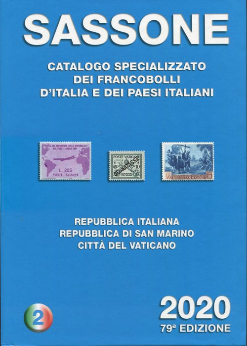 2020- Catalogo SASSONE Vol II