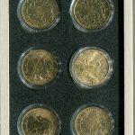 2019 - Cofanetto ZODIACO completo delle prime 6 monete