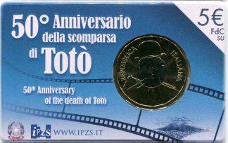 5 euro ARGENTO E BIMETALLICI
