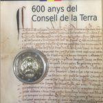 novità 2019 ANDORRA - 600º Consiglio della Terra