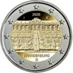 2020 GERMANIA  - Palazzo di Sanssouci a Potsdam