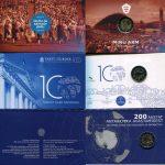 novità  ESTONIA - 2 euro in COIN CARD ufficiale