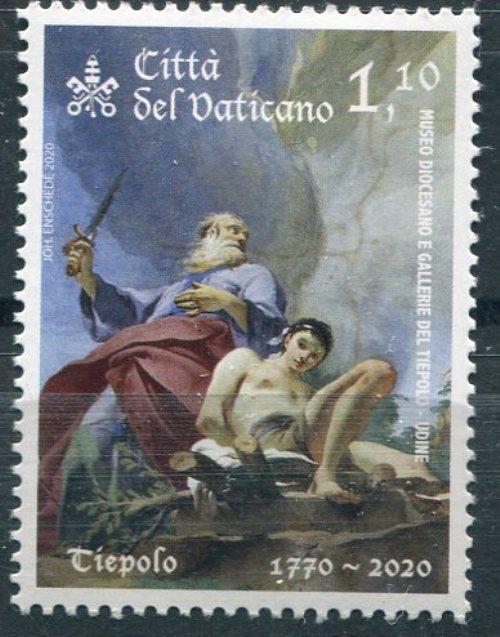 2020 - 250° ANN. MORTE G. TIEPOLO