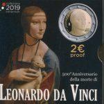 2019 ITALIA  - LEONARDO PROOF