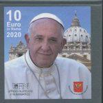 novità - 10 euro in rame in astuccio ufficiale