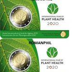 2020 Belgio - Anno internazionale della salute delle piante
