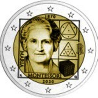 2_euro_commemorativo_italia_2020_montessori
