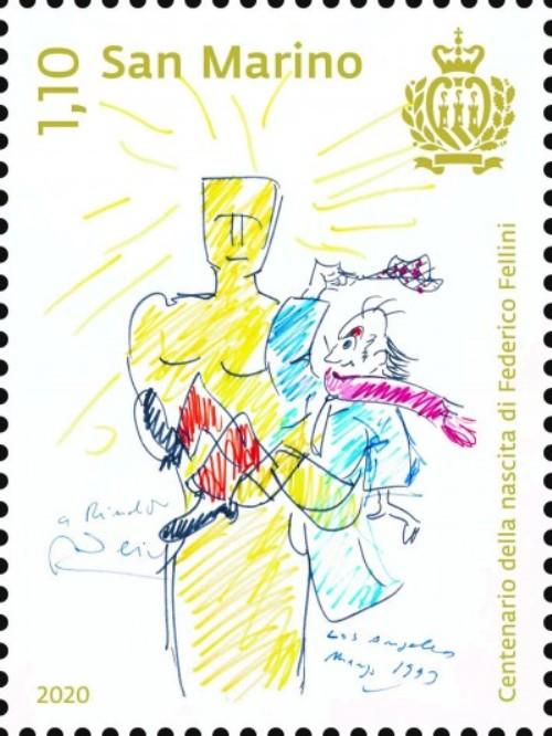 2020 - Centenario della nascita di Federico Fellini