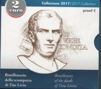 2 euro commemorativi Proof