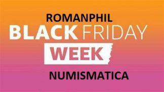 BLACK FRIDAY NUMISMATICA