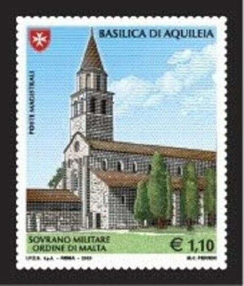 2020 SMOM - Basilica di Aquileia