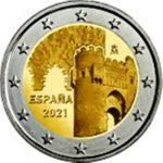 2021 Spagna -Città storica di Toledo