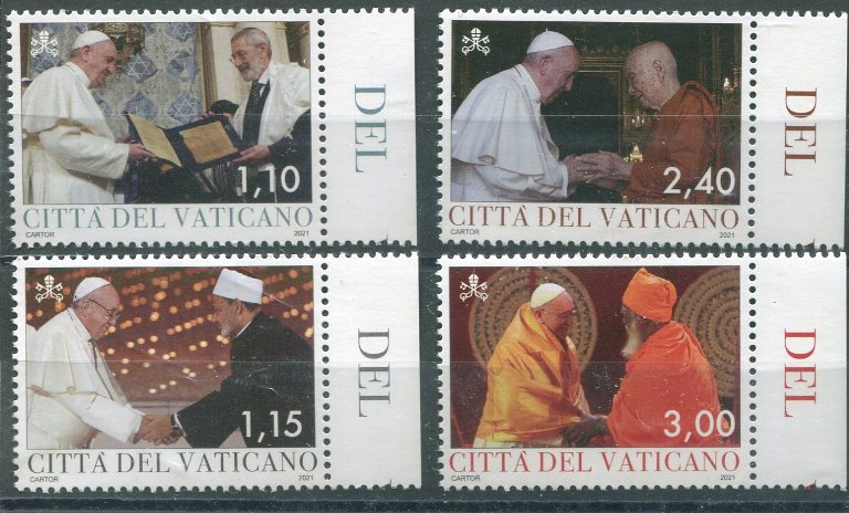 2021 - Pontificato di Papa Francesco