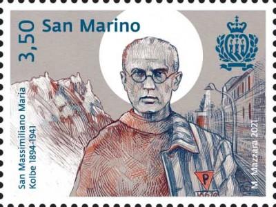 2021 - 80° anniversario della scomparsa di San Massimiliano Maria Kolbe