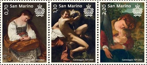 2021 - 450° anniversario della nascita di Caravaggio