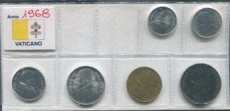 Paolo VI - seriette in blister senza argento