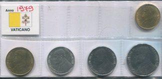 Giovanni Paolo II - seriette in blister senza argento